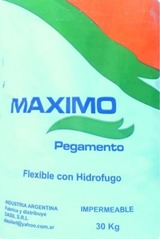 Pegamento Máximo Hidrofugo
