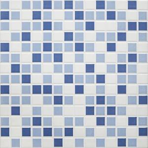 AQUA MIX BLUE 33 x 33